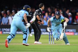 ICC World Cup final, England vs New Zealand: Statistical highlights of finale - Kiwis let down by Guptill, England powered by Stokes-Buttler