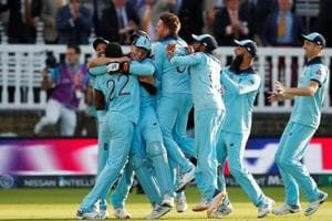 World Cup 2019: Boundary rule furore overshadows England's World Cup win