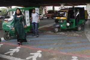 In Gurugram, Shankar Chowk's pedestrian-friendly design axed as road custodian objects