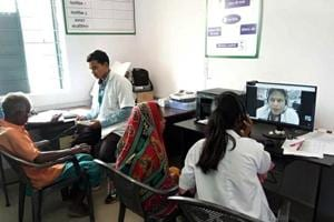 Digital dispensaries treating patients in Jharkhand's 'doctor-less' villages