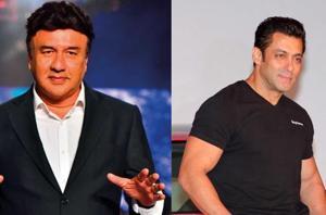 Salman Khan walks down memory lane with Anu Malik's music from his movie, Har Dil Jo Pyaar Karega