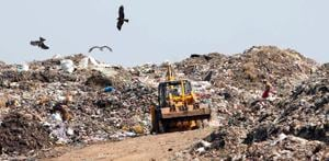 Part of Jharkhand's biggest dump yard to turn eco-park soon