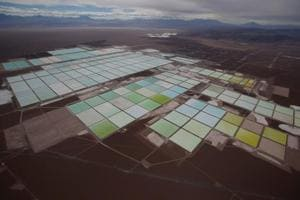 Here's how lithium-rich Chile botched a plan to attract battery manufacturers