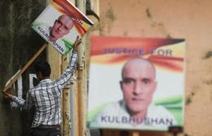 'Reading a different verdict': India's counter to Pak's spin on Jadhav ruling