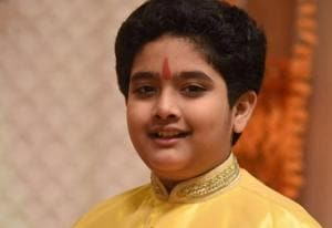 14-year-old child actor Shivlekh Singh dies in car accident near Raipur