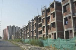 Tehsildar to face action for executing EWS flat registry