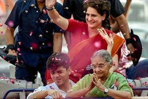 Sheila Dikshit's last message to Cong involved Priyanka Gandhi and a protest