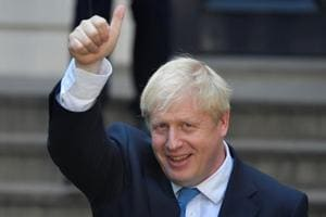 As PM, Boris Johnson hopes to build on personal ties with Narendra Modi