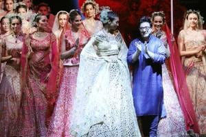 India Couture Week 2019: Suneet Varma showcases his collection