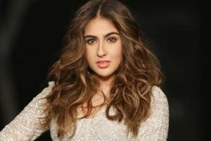 Sara Ali Khan makes her fashion week debut for Falguni Shane Peacock