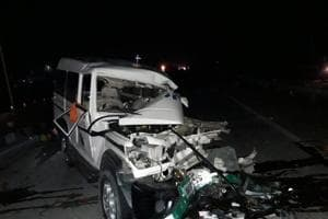 Road accidents News: Road accidents Latest News and Headlines Today
