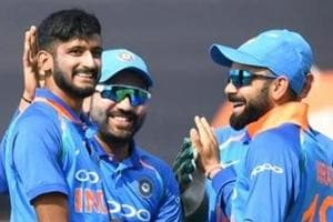 India's 15-man squad for three-match T20I series against West Indies