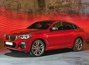 Sunday drive with Hormazd Sorabjee: It's an SUV? It's a coupe? It's a BMW X4-
