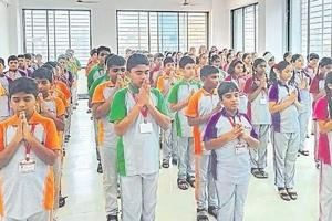 Special assembly, quiz held to mark Hiroshima Day