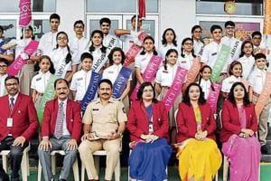 Student leaders get sworn in