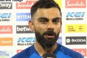 Virat Kohli praises Shreyas Iyer after India win series against West In...