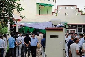 Police officer arrested, SIT formed to probe Faridabad DCP suicide