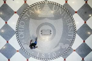 Ohio State University seeks to trademark the word 'The'