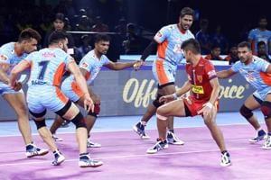 Pro KabaddiLeague 2019: Bengal Warriors play out draw against Dabang Delhi
