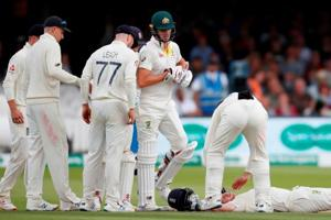 Ashes 2019:Steve Smith reveals he woke up feeling 'groggy', but hopes to recover before 3rd Test