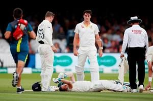 Ashes 2019:Steve Smith ruled out of 2nd Test against England with concussion, Labuschagne becomes first concussion substitute