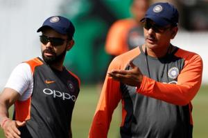 This is how Indian cricketers reacted on hearing the reappointment of Ravi Shastri as head coach