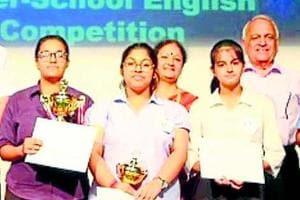 Bhavan students shine in inter-school debate