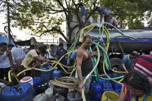 Water Bankruptcy looms for 1 in 4 people globally