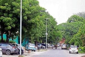 7 privately developed colonies to get 11,700 LED streetlights