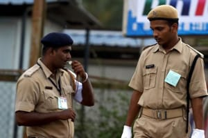 Two minors 'tied in MP police station', probe ordered