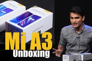 Tech It and Go: Mi A3 Unboxing