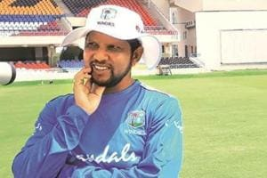 India vs West Indies, 1st Test: 'We have a chance of beating India': Ramnaresh Sarwan