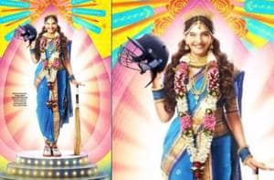 The Zoya Factor first motion poster: Sonam Kapoor transforms into 'India's lucky charm'- See pic