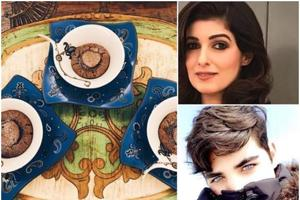 Twinkle Khanna is a proud mom as son Aarav cooks an elaborate meal, see pics