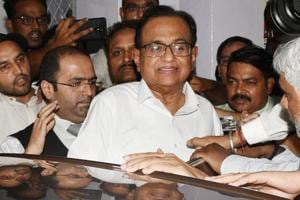 'Converted corruption into revolution': Ministers jab Cong over Chidambaram