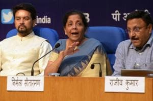 Finance Minister Sitharaman's three-point plan to jump-start auto sales