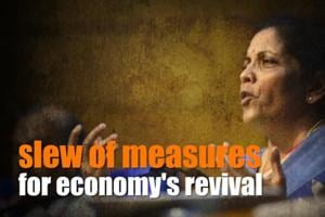 Nirmala Sitharaman announces slew of measures for economy's revival
