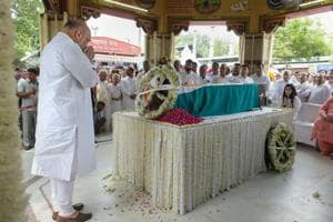 Farewell, Arun Jaitley: One of India's tallest leaders cremated with state honours