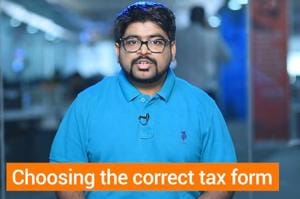 Why Not Mint Money | Choosing the correct tax form