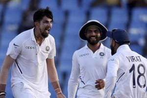 India Vs West Indies 2nd Test: Virat's men look to clinch series