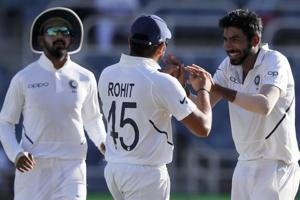India vs West Indies 2nd Test: WI trail by 329 runs at Stumps on Day 2