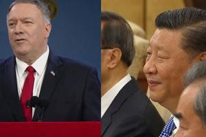 China hits back at US after Trump aide Pompeo's tweet on Xinjiang 'camp...