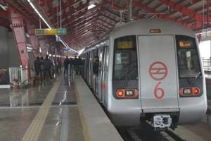 Woman  jumps in front of Delhi metro's Red Line, services delayed: Police