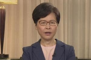 Hong Kong leader to withdraw controversial bill which sparked protests