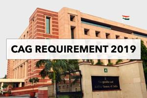 CAG Recruitment 2019: Multiple vacancies announced, here's how to apply
