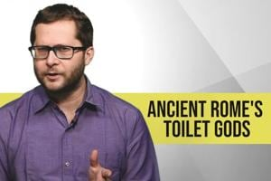 Weird News: Ancient Rome's toilet gods and Japan's demons