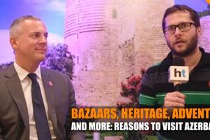 Bazaars, heritage and more: Azerbaijan Tourism CEO on reasons to visit