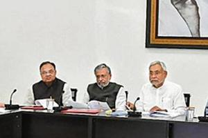 Differences in Bihar BJP over Nitish Kumar as CM face despite Sushil Modi's defence