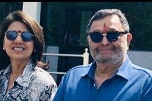 Neetu Singh pens emotional note as Rishi Kapoor returns to India: 'It was a phase that teaches and changes you a lot'