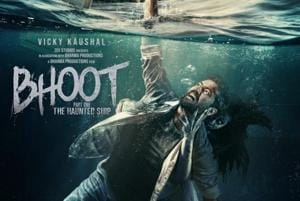 Bhoot Part 1 poster: Vicky Kaushal brings the horror on Friday the 13th- See pic